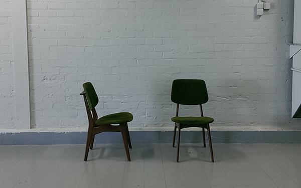 Stoelen Design Tweedehands.Vintage Stoel Deens Design Furnitique