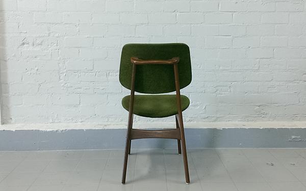 vintage stoel deens design furnitique